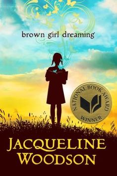 The amazing Jacqueline Woodson, winner of the National Book Award, writes a story that illustrates what it was like as an African American in the '60s and '70s. Gorgeous and powerful, Woodson crafts a book that is incredibly rich with imagery and wisdom. Brown Girl should be mandatory reading across the board.