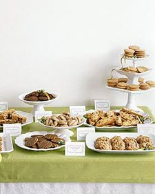 getting started for a cookie exchange here are some ideas.