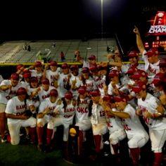 Alabama Softball National Champions!