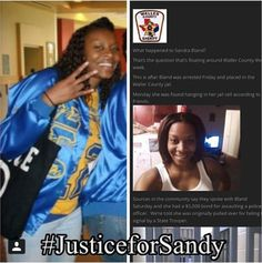 Who LYNCHED Sandra Bland in Waller, Texas. #SandySpeaks #JusticeforSandy Texas County, County Jail, Police Brutality In America, Jail Cell, Greek Life, Civil Rights, Sorority, Politics
