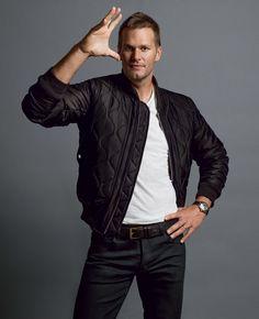 Tom Brady's Exclusive GQ Man of the Year Photo Shoot | GQ