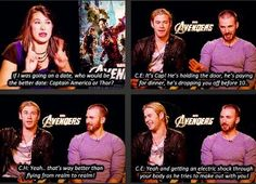 Best and Funniest moment for the american actor Chris Evans.. These pictures are taken from TV Shows and interviews with chris Image Source: Buzzfeed, Pinterest