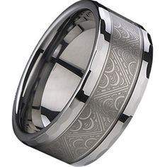 COI Tungsten Carbide Ring - TG1628A