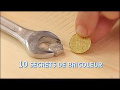 (1) Astuces bricolage ! 10 DIY life hacks pour votre atelier [tuto bricolage - ManoMano] - YouTube Spoon Rest, Bottle Opener, Barware, Good Things, Tableware, Life Hacks, Youtube, Sweet, Diy Ideas