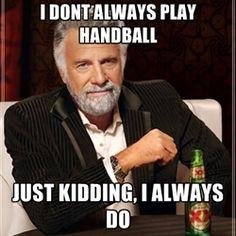 handball wisdom from anyone