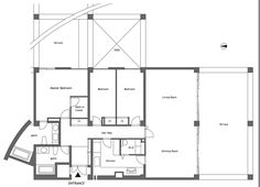 Underground House Plans Concrete further Quonset moreover Exterior Single Story Home Plans as well Farmhouse House Plans With Bat further One Bedroom Log Home Floor Plans. on modern design modular homes kits