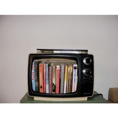upcycled TV