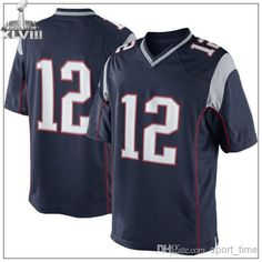 Men s Nike New England Patriots Tom Brady Limited Team Color Jersey 387656d3a