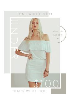 Free People: 1 Whole Look. Under $100. | Milled