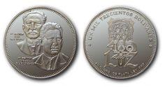 Moneda Conmemorativa del Centenario de la Creación de la Universidad del Zulia