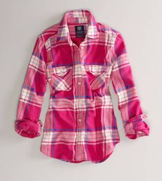 Da Di pink flannel shirt | Outfit Inspiration | Pinterest | Pink ...
