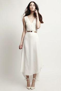 "Kaviar Gauche ""Lady Lace Dress"""