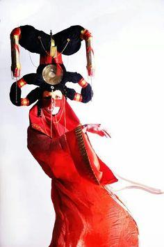 The last Queen of Mongolia