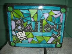 Hey, I found this really awesome Etsy listing at https://www.etsy.com/listing/189178394/mosaic-pet-memorial-stone
