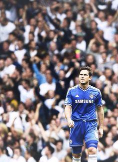 Tottenham vs Chelsea September 28, 2013 Frank Lampard