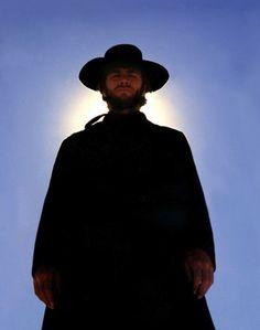 talent-only: Clint Eastwood High Plains Drifter Clint Eastwood, Iconic Movies, Classic Movies, Great Movies, Western Film, Western Movies, Westerns, Martin Scorsese, Stanley Kubrick