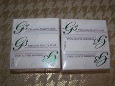 Six 6 Bars Organo G3 Premium Beauty Soap w/Ganoderma Grapeseed oil &…