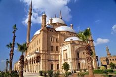 Mohamed Ali, Places To Travel, Places To Go, Empire Ottoman, Pyramids Of Giza, Historical Landmarks, Day For Night, Beautiful Architecture, Luxor
