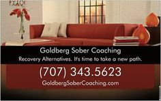 Click Image to enter the Goldberg Sober Coaching Website