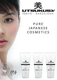 Linea japonesa, basada en nanopartículas que son capaces de penetrar a través de los poros hacia la dermis y la circulación sanguínea.