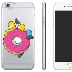Authentic Simpsons Clear Case iPhone 5S Case iPhone 5Case 12 Types Hard Case #Simpsons