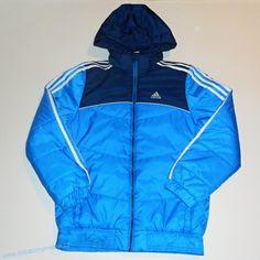 ADIDAS zimní bunda,kapucu lze odepnout