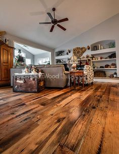 Your home should be your soul nourishing sanctuary of peace, happiness and warmth – Flooring Designs Reclaimed Hardwood Flooring, Rustic Wood Floors, Wood Plank Flooring, Real Wood Floors, Farmhouse Flooring, Flooring Ideas, Flooring Types, Hardwood Floor Colors, Reno
