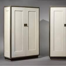 Josef Hoffmann - Pair of cupboards.