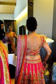 Designer Lehengas for Wedding by Real Weddings | Jivaana.com
