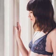 """Luva Huva truly is """"a beautiful, ethical alternative in lingerie and loungewear."""" It started out when founder Joanna had a chance discovery of some vintage fabric in a secondhand market – from there she realized she could do something positive with the materials, and with that Luva Huva's gorgeous brand of lingerie was born. If that doesn't inspire you, then looking through the line of undergarments certainly will."""