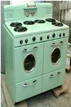 1947 Western Holly stove