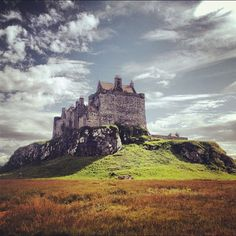 Outstanding Duart Castle near Oban only a ferry journey away from Oban well worth a visit