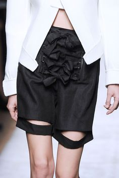 Saint Laurent | Spring 2010 Ready-to-Wear Collection | Style.com