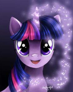 Twilight Sparkle by Tuyla.deviantart.com