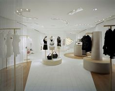 #annefontaine #madison #NYC #boutique #fashion #Andree_Putman Anne Fontaine - 677 Madison Avenue - New York, NY10065