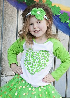 376bf45e107d The Hair Bow Company - St. Patrick's Day Mommy St Patrick's Day Dress, St
