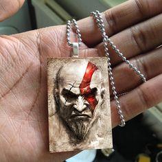 Kratos - God Of War — League of Wood