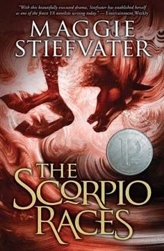5 Stars!!! THE SCORPIO RACES by Maggie Steifvater  http://laurisareyes.blogspot.com/2014/12/book-review-scorpio-races-by-maggie.html