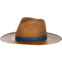 Janessa Leone Panton Panama Hat