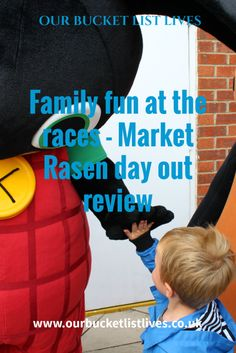 Family fun day out at the races, Market rasen racecourse. Day out UK, bucket list idea.