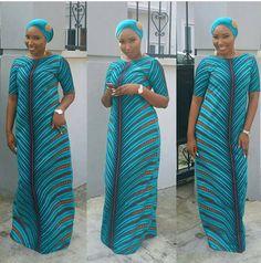 Maxi dress/African clothing/Ankara Maxi dress/African Print Maxi Dress/Loose Fitting Maxi dress/African fabric Maxi dress/Ankara dress - All About Ankara Maxi Dress, African Maxi Dresses, African Wedding Dress, Latest African Fashion Dresses, African Dresses For Women, African Wear, African Attire, African Women, African Outfits