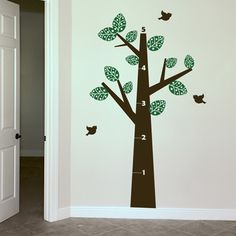 Growth Chart Tree
