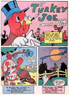 Golden Age Heroes: humor strips