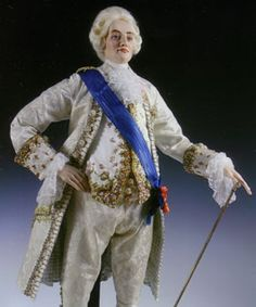 Louis XVI of France 1754-1793 by Lady Finavon.  King of France from 1774 to 1792 he was the third son of the dauphin (Louis) and Marie Josèphe of Saxony, and grandson of Louis XV. He married the Austrian archduchess Marie Antoinette in 1770.