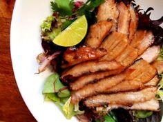 泰式燒豬頸肉