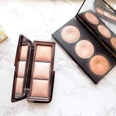 DUPE alert! the new makeup revolution #radiance palette is a dupe for Hourglass…