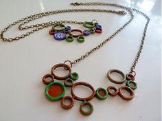 Martinuska / Bubbles náhrdelník