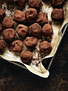Paul young truffle s RECIPE on mtchallenge