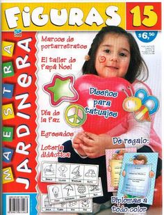 Revista Figuras Nº 15 - lalyta laly - Picasa Web Albums Kindergarten, Diy Crafts, Education, School, Albums, Magazines, Deco, Activities, School Children
