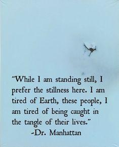 -Dr.Manhattan